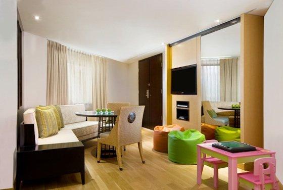 Westin Nusa Dua family suite