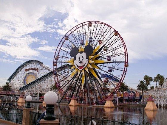Disneyland California Image Credit- Chris Kane