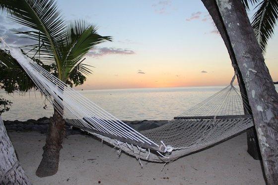 Plantation Island Resort, Fiji Image: Sharyn Burgess