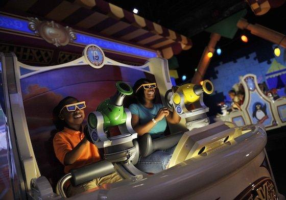 Toy Story Mania © Disney