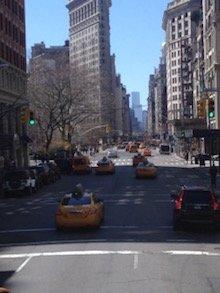 Bella NYC Street