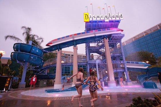 Disneyland Hotel Image: Disney