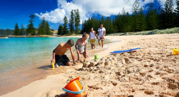 Win a fantastic family holiday to Norfolk Island!