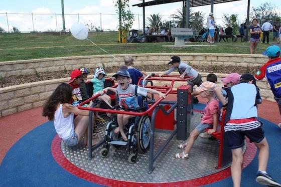 Tamworth Rregional Playground