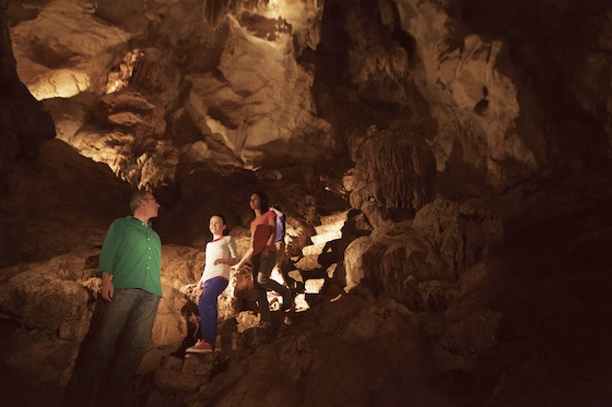 Jenolan Caves Image: © Michael French/Destination NSW