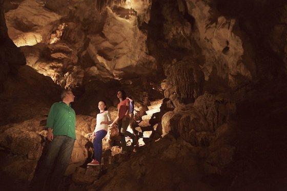 Jenolan Caves Image: © Michael French/Destination NSW