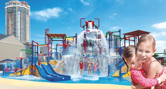 Zagame's Paradise Resort Gold Coast
