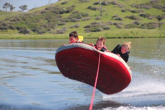 Chifley Dam Image: Bathurst Tourism