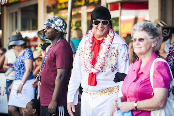 Parkes Elvis Festival Image: Central NSW Tourism