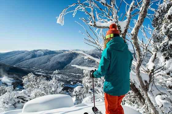 Snowplay @ Thredbo between June and October Image: Thredbo