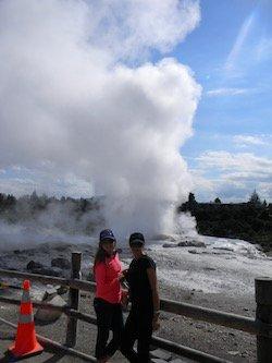 Bella hot springs
