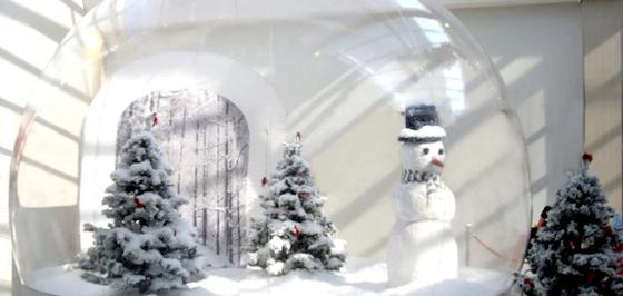 Winter wonderland WA Museum