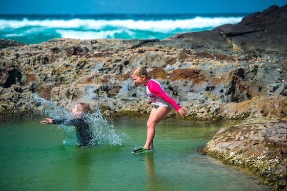 Kingfisher Bay Resort hero