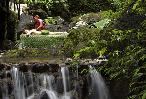 Rainforest Spa stream copy 2