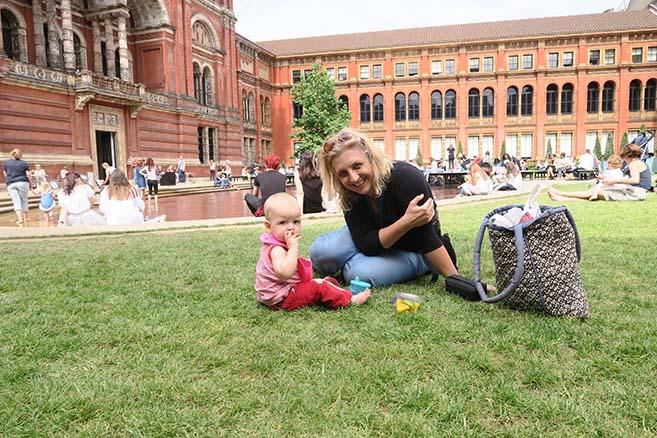 Kids activities in London The VandA