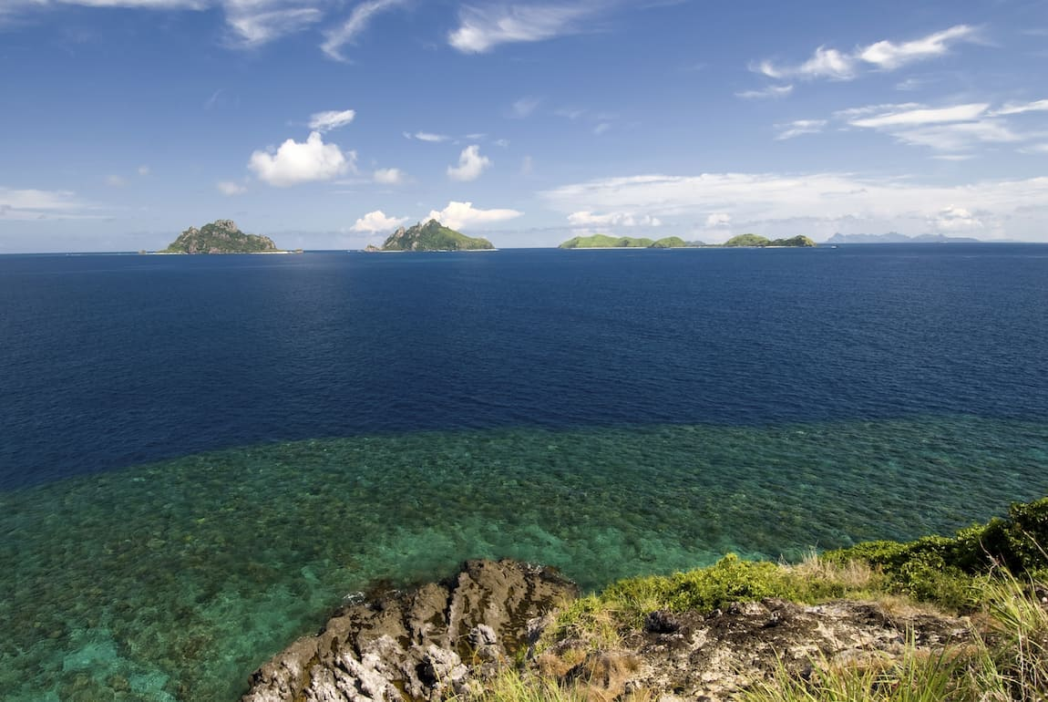 The Mamanuca Island group Image: iStock