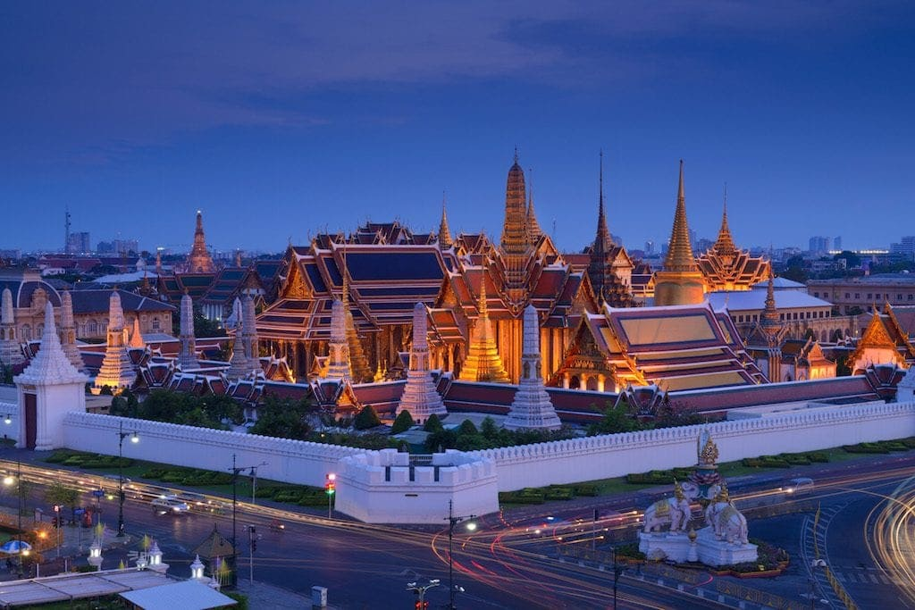 The Royal Grand Palace CREDIT Tourism Authority of Thailand