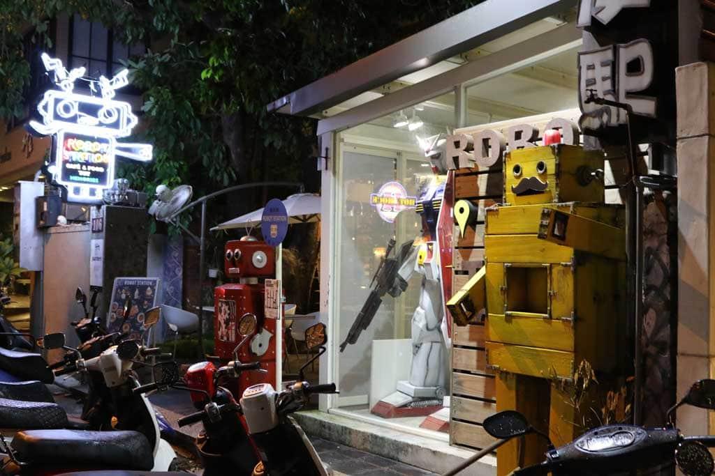 Taiwan Robot Station