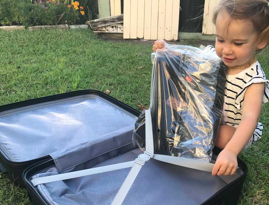 Unpacking the bagrider