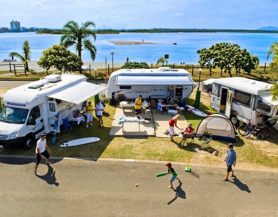 Relax at Sunshine Coast Holiday Parks