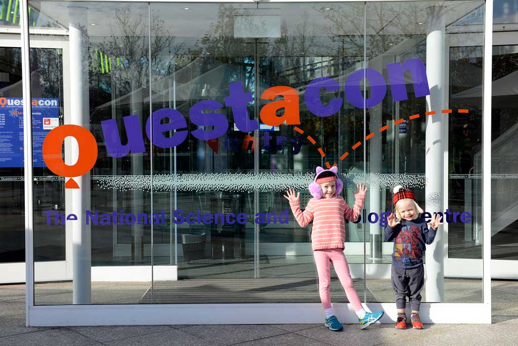 Questacon Canberra