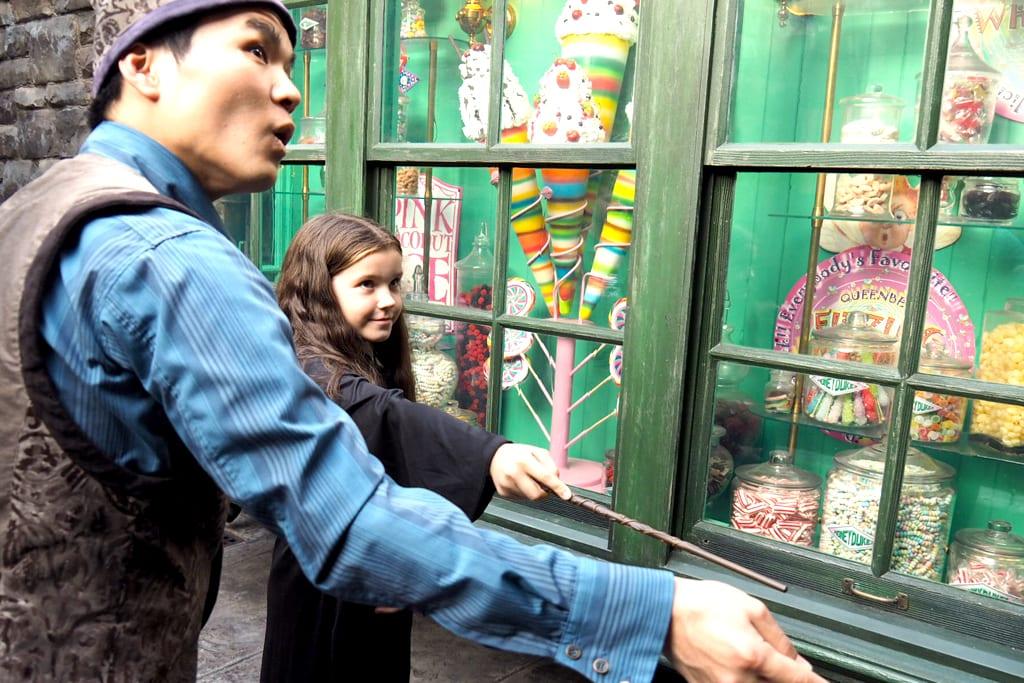 Exploring the Wizarding World of Harry Potter at Universal Studios Japan