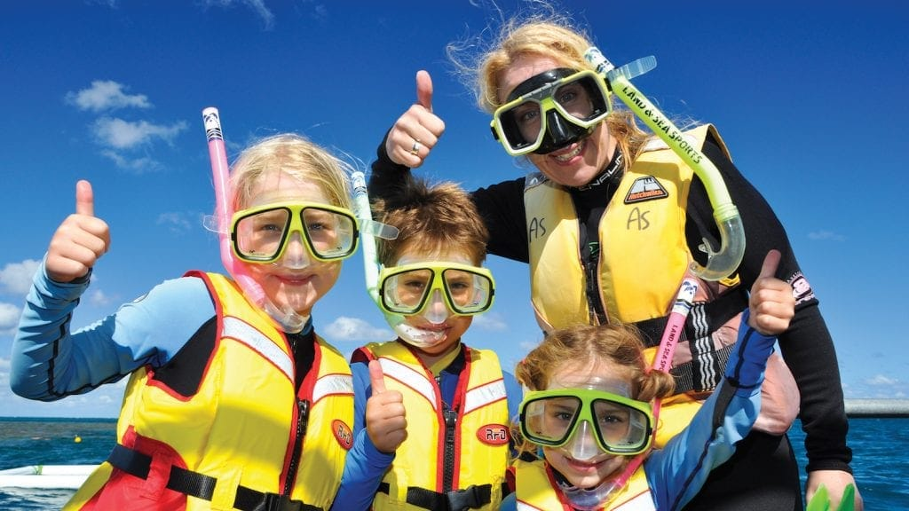 How to do the Whitsundays with kids | Family Travel