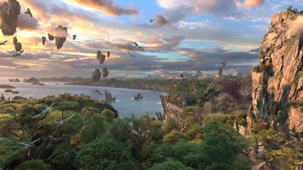 Avatar Flight of Passage on Pandora – The World of Avatar at Disney's Animal Kingdom