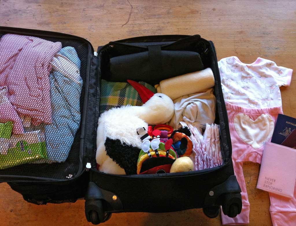 Packing For Toddlers