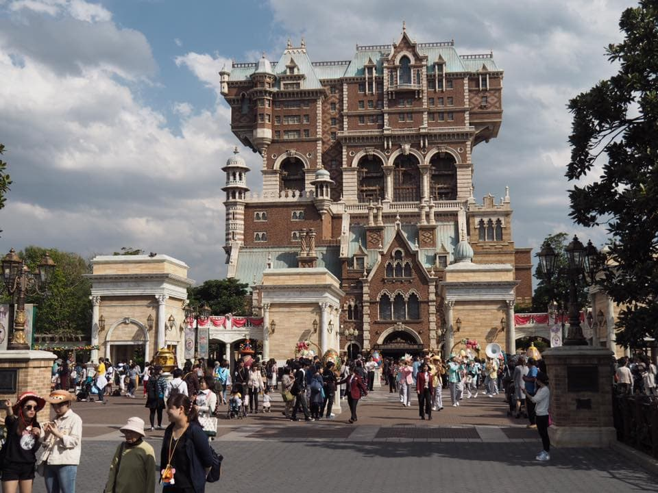 An Adventure to Tokyo DisneySea with Kids