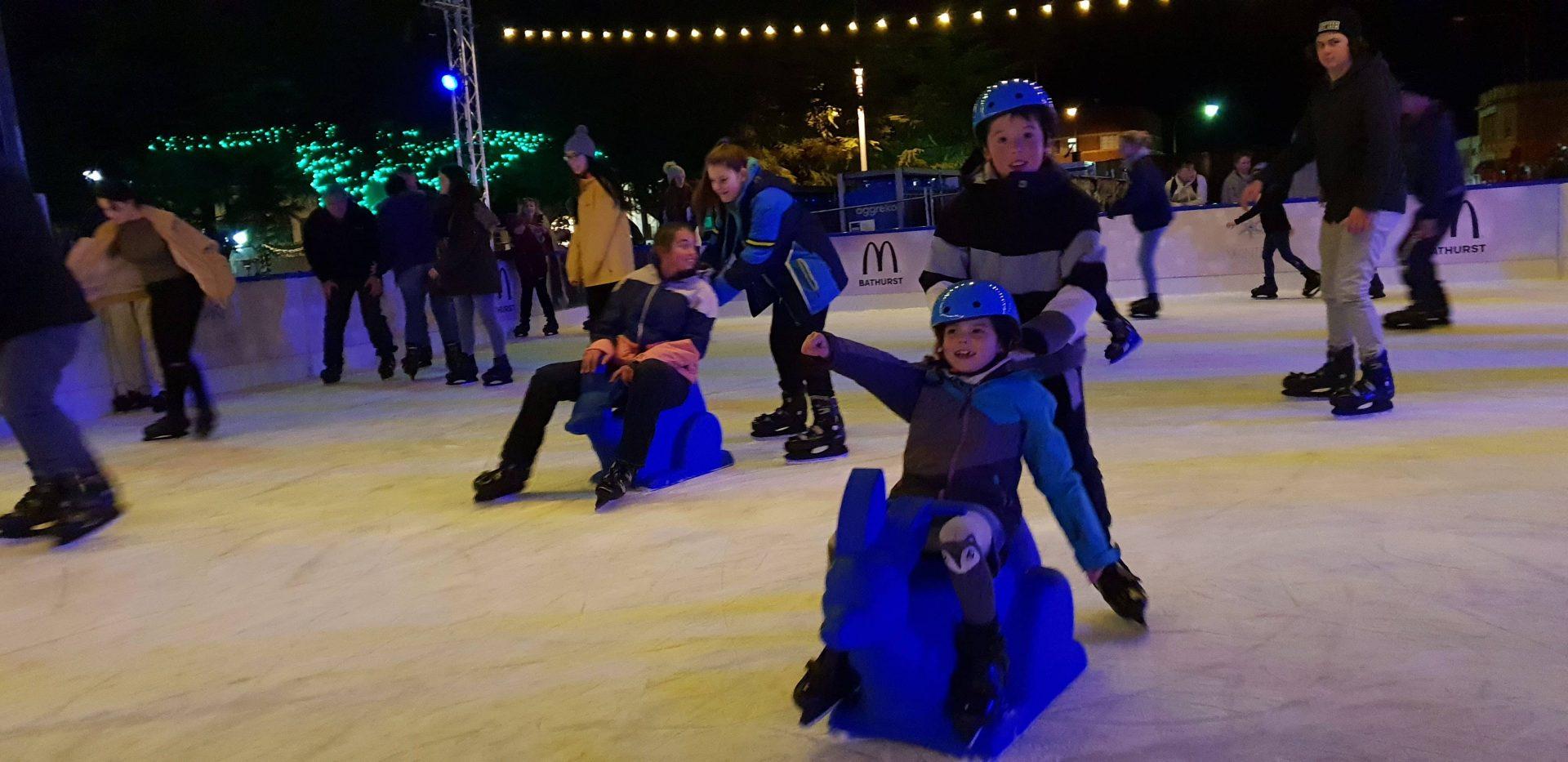 Bathurst Ice rink