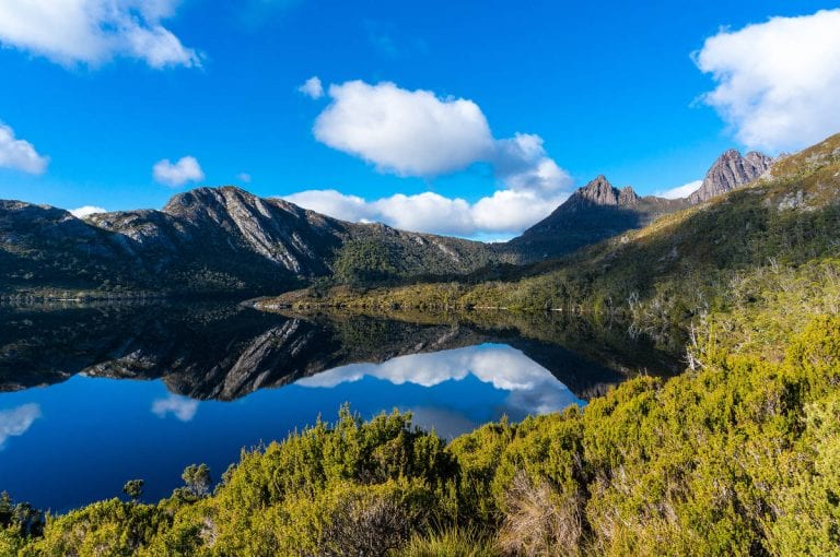crazy cradle a family guide to tasmania s most famous mountain national park