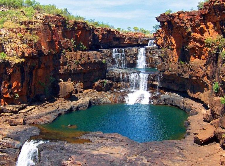 australia s top 5 waterfalls and swimming holes