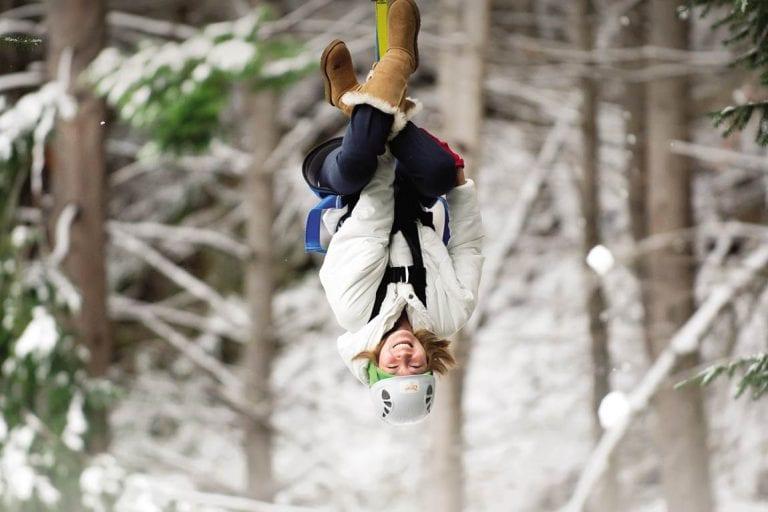 FEATURE Fun times with Ziptrek Ecotours in Queenstown