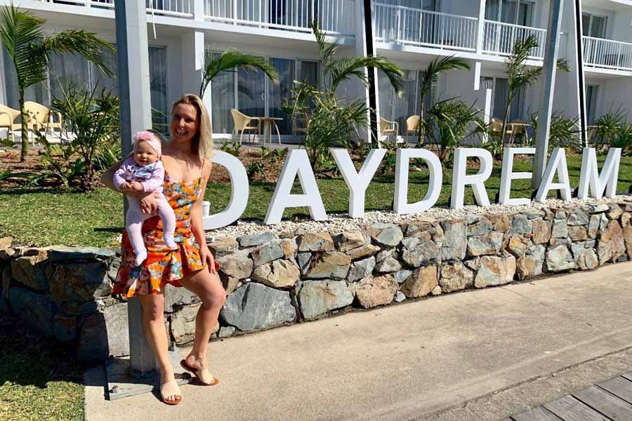 a recent trip to daydream island resort