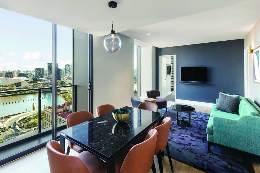 apartments hotels such as adina apartment hotel brisbane will be popular in the new world