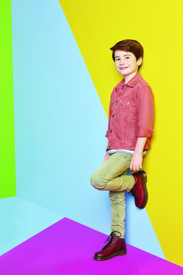 paxton booth stars in coop cami ask the world on foxtels disney channel