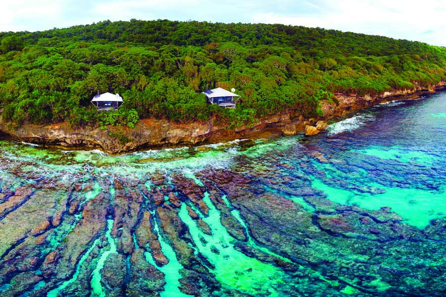 swell lodge on christmas island