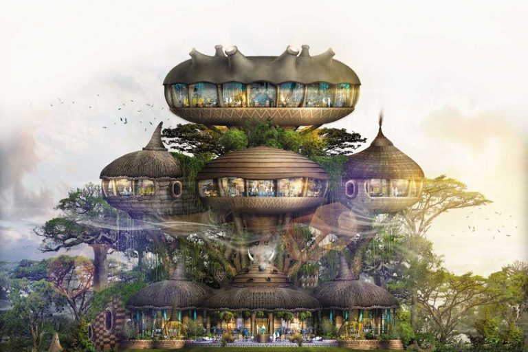 feature an artist impression of africa the colony at worldwide china