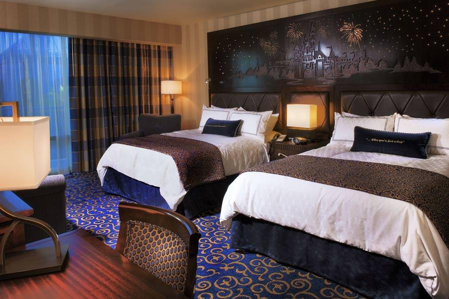 a room at disneyland hotel anaheim image disney
