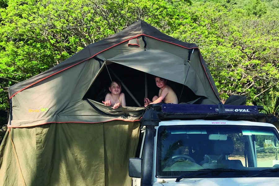 author penny watsons children love camping