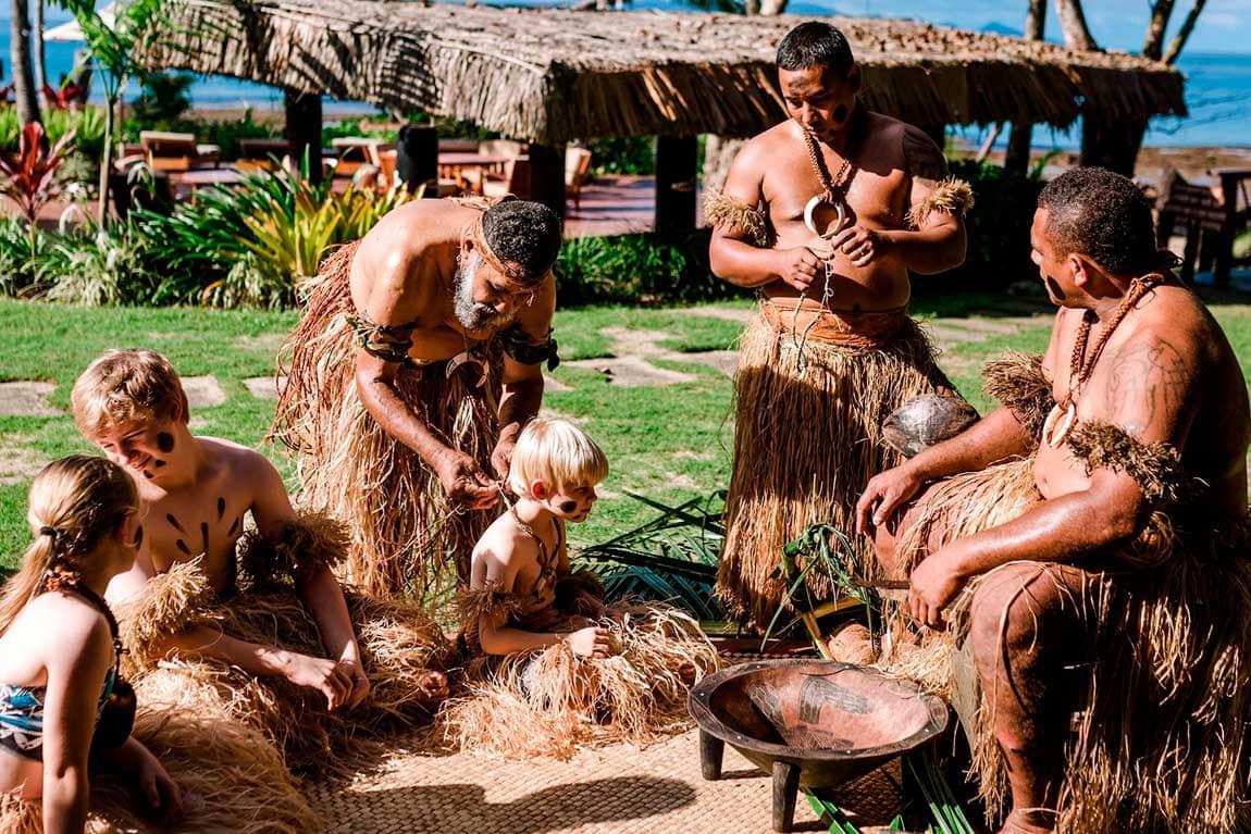 fiji enriching good family values image tourism fiji