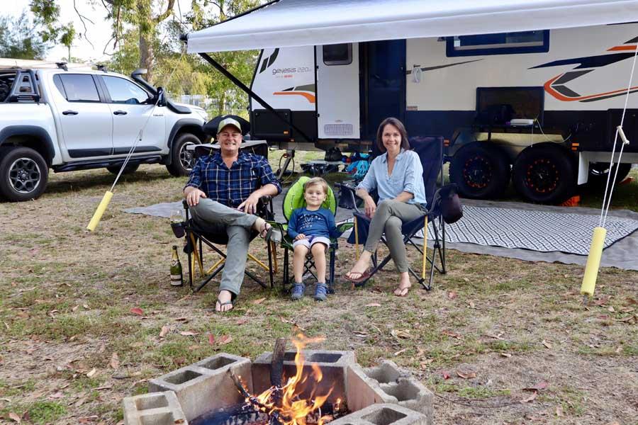 the feel good family on the fraser coast