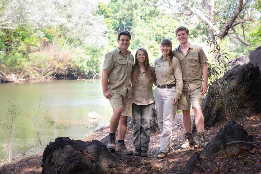 australia zoo is run by the irwin family