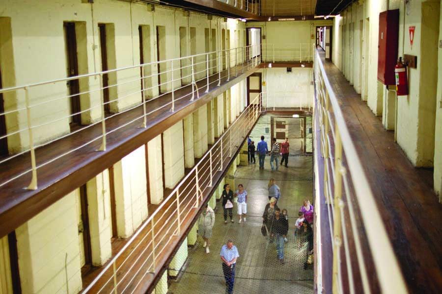 fremantle prison. image tourism western australia
