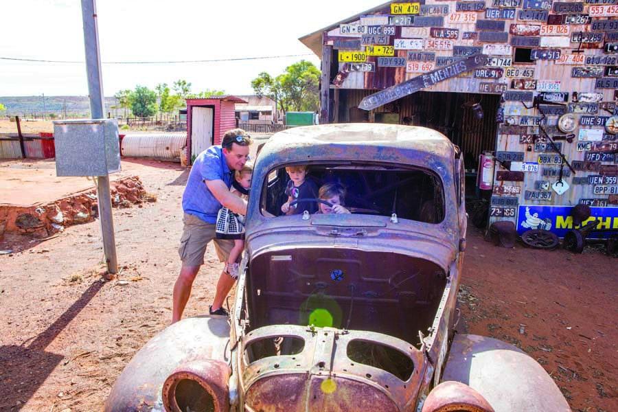 gwalia ghost town. image tourism western australia