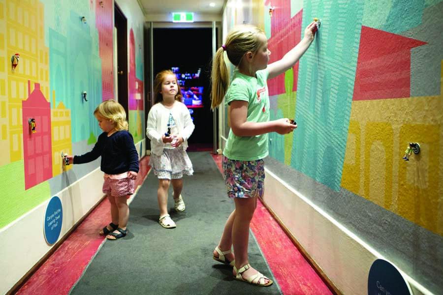 the museum of australian democracy. image penny bradfield visitcanberra
