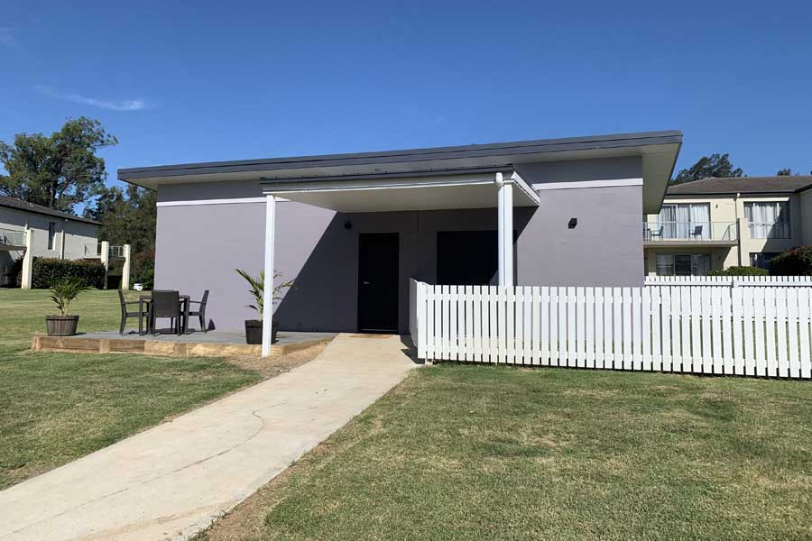 the new kids cottage at crowne plaza hunter valley
