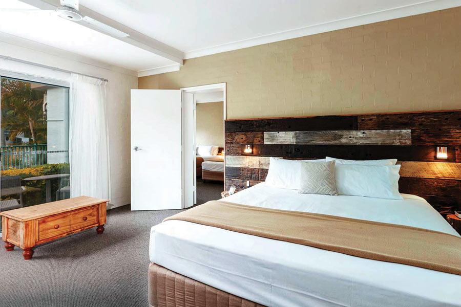 blueys motel at blueys beach adjoining room