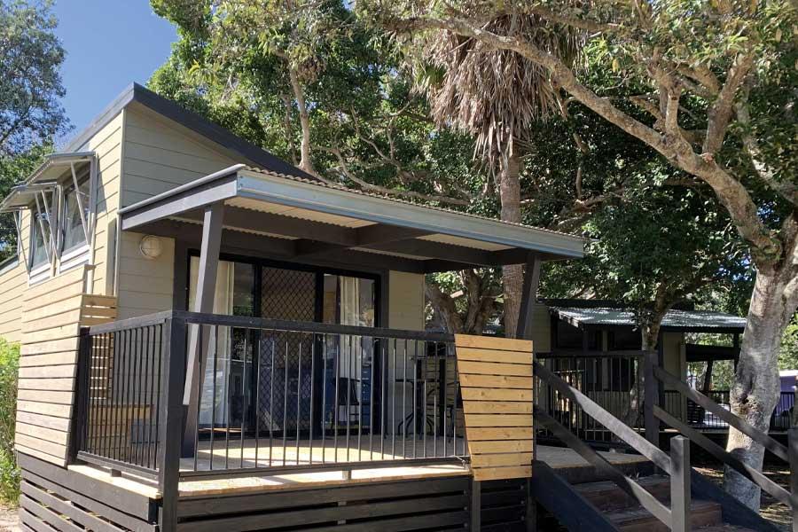 tiona holiday park cabin